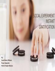 Psychology Project - Gratification.pptx