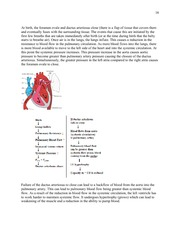 Lecture 7: Heart Failure and Blood Flow Notes 2014