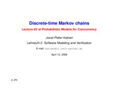 03.2 Discrete-time Markov chains