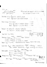 Notes 7 Reactions, Shear Values, Bearing