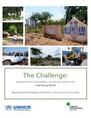 Challenge - UNHCR Design Brief.pdf