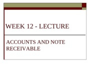 Week_11_Lecture_Accounting_for_Account_Receivables