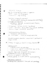 Earth System Notes