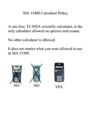 MA15400CalculatorPolicy