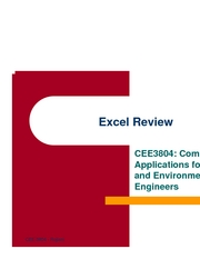 03 Excel Review