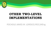 9-OTHER-TWO-LEVEL-IMPLEMENTATIONS