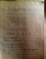 MATH 101 Notes on Graphing Functions