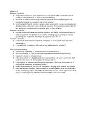 Bio1A Chapter 13 Concept Check & Test your understanding.docx
