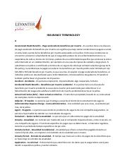 Levanter_Insurance_Terms