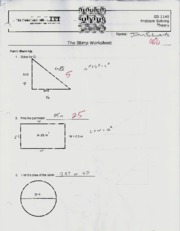 The Blimp Worksheet