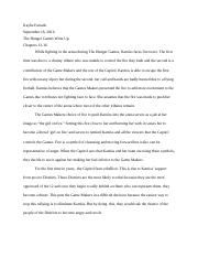 Hunger Games Write Up (13-16).docx