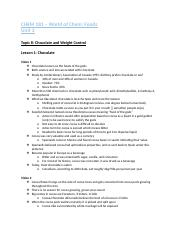 CHEM 181 - Unit 3 Notes (Autosaved).docx