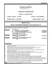 COSBUS1 BUS-CA1 Cost and Management Accounting 1 Jun 2012.pdf