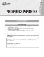 Contoh Soal 4 Tentukan Nilai Logaritma Berikut A Log 2 B Log