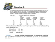 Answers Part 3 a
