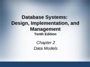Chptr 2 Design Implementation Management