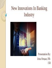 newinnovationsinbankingindustry