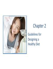 HE3440 Chapter 2 Lecture