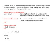 Lecture on Functions and Files (Part 6)