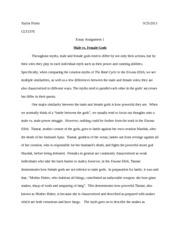 Making bad choices essay :: Bad Choices Essay