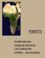 9 Forests.ppt