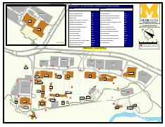 Revised Campus Map pdf UNIVERSITY OF MICHIGAN DEARBORN CAMPUS MAP