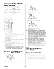 Pre-Calculus Homework Solutions 118