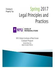 NYU Legal - Closings _  Property Tax Spring 2017.pdf