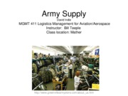 Army Supply 2
