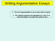 Lesson_11_Writing_Argumentative_Essays