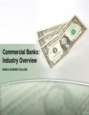 Commercial Banks_Industry Overview
