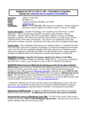 PSY211-001-002-Spring-2014-SYLLABUS-REVISED
