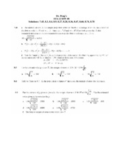Homework 9 - Solutions (MOE & Confidence Intervals)