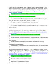 Module 6 - Product Support Contracting Strategies Exam .docx