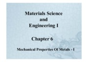 chapter 6 Material Science
