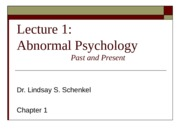 Lecture_1_Abnormal_Past_Present