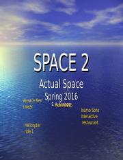 2016 Fall Space powerpoint 2.ppt