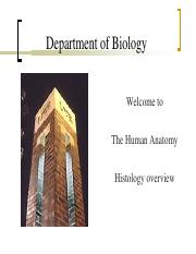 Histology Overview LAB.pdf
