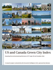Siemens Report on North American Cities