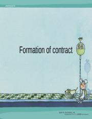 Formation of contract offer111.ppt