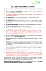 Exam_Regulations_PosterSizeStudents_revised