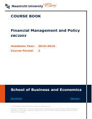 EBC2055 Financial Management Policy.pdf