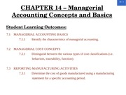 Chapter 14 Lecture - F14