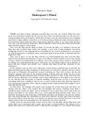 Clifford D. Simak - Shakespeare's Planet.pdf