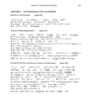 Calculus Solutions 10