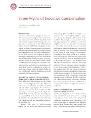 Case 9_Seven Myths of Executive Compensation.pdf