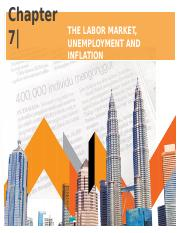107300_CHAP 7 LABOR MARKET, UNEMPLOYMENT  AND INFLATION.pptx
