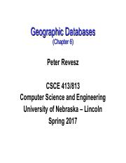 8. Geographic Databases.pdf