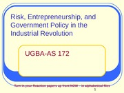 LEC+03+Gov+risk++entrepreneurship++S+12