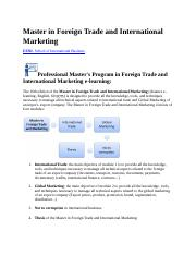 Paul-2-Master in Foreign Trade and International Marketing